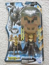 BATMAN *THE DARK KNIGHT RISES* DELUXE MISSILE ARMOR BATMAN ACTION FIGURE -- NEW