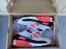Nike Air Max 90 Hyperfuse NRG Infrared Premium Men's Size 9 (548747-106)