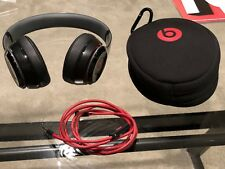 Beats by Dr. Dre, Solo 2 Wireless , Model B0534, Black
