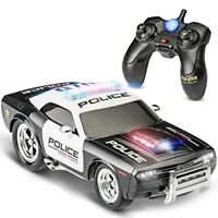 Remote Control Police Car with Lights And Siren RC Toys Radio Control