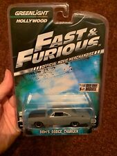 2011 Greenlight Hollywood Fast & Furious Dom's Dodge Charger