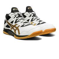 Asics Mens Gel-Task MT 2 Indoor Court Shoes White Sports Squash Badminton