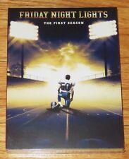 Friday Night Lights - The First Season 1 (DVD, 2007, 5-Disc Set) Football TV NEW