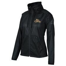 Ritz Charles  Adidas Women's ClimaStorm Black Full-Zip Hydroshell Jacket