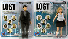 """LOST 8"""" Action Figure 2-Pack CLAIRE LITTLETON and MILES STRAUME"""