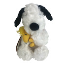 Hallmark Happiness Is A Hug Snoopy Woodstock Plush Peanuts NEW with Tag Soft
