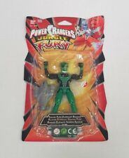 Power Rangers Jungle Fury: Green Sound Fury Elephant Ranger Action Figure - New