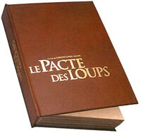 DVD Le Pacte Des Loups COFFRET ( 3 DVD) Occasion