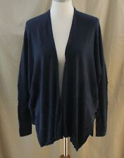 MNG by Mango, Small, Dark Navy Open Front Cardigan, New with Tags
