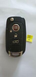 FIAT Flip Key Fob FI5FM433TX 2ADPXFI5AM433TX ID48 MQB 434mhz I-33