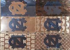 North Carolina Tarheels License Plate