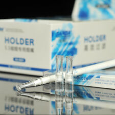 50pcs Women Disposable Slim Cigarette Holder Filter SD-8601 For 6mm Cigarette