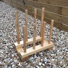 Wellington boot Rack Stand - holds upto 4 pairs