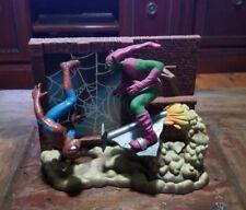 Marvel legends masterworks Spider-Man Vs. Green Goblin