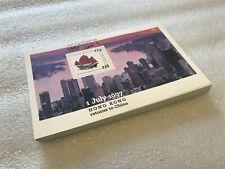 / 100X PALESTINE 1997 - MNH - SHIPS - CHINA - HONG KONG - WHOLESALE