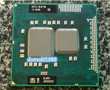 Toshiba A665  Intel Coure Mobile i3-350M CPU Processor 2.27GHz SLBPK G1 GLP
