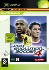 Jeux vidéo Pro Evolution Soccer pour Microsoft Xbox Konami