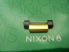Nixon The Spencer Black/Gold  extra watch link with defects