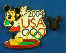 Minnie Mouse Shot Put Olympics 2004 Decathlon Pin Pursuit Disney Pin # 31829
