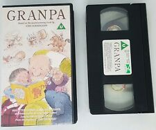 GRANPA  VHS VIDEO VGC FAST FREE POST