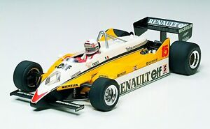Tamiya 1/20 Grand Prix Collection series No.18 Renault RE-30B Turbo Pla No.4063