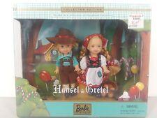 Barbie Sister Kelly Friend StoryBook Favorites 2nd Hansel & Gretel 2000