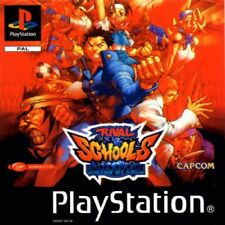 Rival Schools (Playstation 1) (Nur Disc 1) Spiel Game