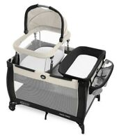 Graco Baby Pack 'n Play Day2Dream Travel Bassinet Playard Lo NEW