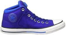 CONVERSE CONS ALL STAR (CHUCK TAYLOR HIGH) STREET HI BLUE SZ 11 MENS 155468C NIB