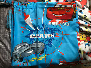 Disney Cars Curtains Lightning McQueen