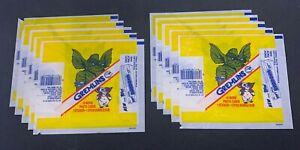 1984 Topps Gremlins Wax Packs