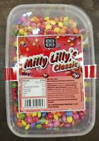 (9,90€/1kg) Milly Lilly´s Classic 900 g Mini Schoko-Linsen