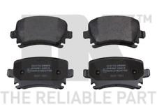 Bremsbelagsatz, Scheibenbremse für Bremsanlage Hinterachse NK 224775