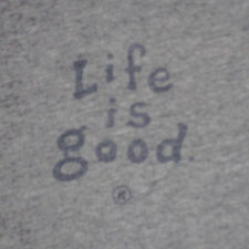 Life is Good Logo T-Shirt Large Do What You Love Jake