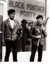 Vintage 70's Black Panthers Photo Bizarre Odd Freaky Strange