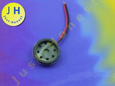 Altoparlante/Speaker miniatura 10mm 32 Ohm 0,1w cablate/with wires #a1255