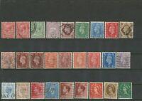 Postage Revenue Briefmarken England ab 1900 wertvolle Stücke 27 Werte