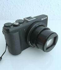 Sony Cyber-shot DSC-HX60 20.4 MP Digitalkamera - Schwarz Top Zustand!