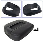 Armrest Center Console Leather Cover Fits Chevy Tahoe Suburban 07-13 Black