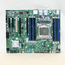 Supermicro x9sra lga2011 Socket c602 USB 3.0 2 x Gigabit LAN HD audio 8 canali