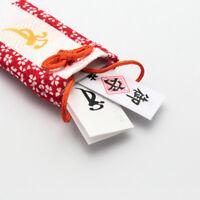 お守り OMAMORI Amulette japonaise porte bonheur - Réalisation de votre souhait, vœu