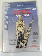 CINEMA PARADISO DVD GIUSEPPE TONATORE ESPAÑOL ITALIANO NEW SEALED NUEVO