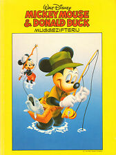 MICKEY MOUSE & DONALD DUCK - MUGGEZIFTERIJ (ca. 1989)