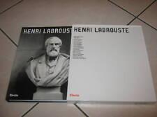 Henri Labrouste 1801 - 1875 Electa Arte 2002 Architettura XIX secolo