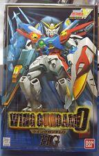 Gundam Wing Zero Action Figure Model Kit 1/100 XXXG 00W0