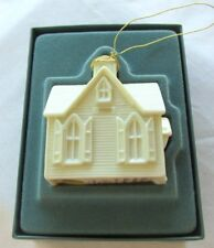 Lenox Christmas Ornament Christmas Village First In Series In Box