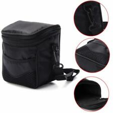 Black Universal Soft Compact Digital Camera Case Bag Pouch For SLR DSLR Camera