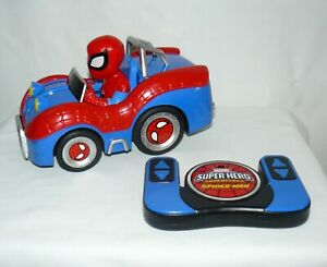 Marvel SpiderMan R/C Buggy Car 2.4 GH Remote Controlled