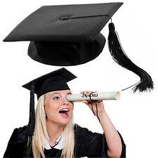 1 x Bachelorhut Doktorhut Absolventen hut Diplomhut College Diplom Doktor Hut