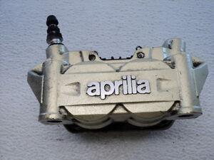 Aprilia Dorsoduro 750 #7503 Front Left Brake Caliper